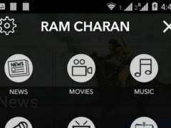 Ram Charan - Official App 1.4.5 Screenshot