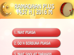 Ramadhan Plus 2017 2.1.2 Screenshot