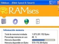 RAMses 1.1.2006 Screenshot