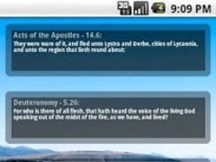 Random Bible 1.3 Screenshot