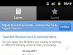 Randstad Job Search 1.4 Screenshot