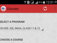 Rao Edu Companion 1.1 Screenshot