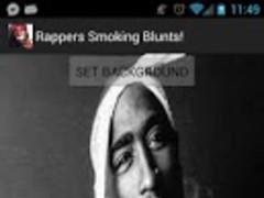 Rappers+Blunts Live Wallpaper 1.5 Screenshot