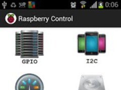 Raspberry Control 0.2 Screenshot