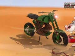 Rat On A Dirt Bike 1.0.5 Screenshot