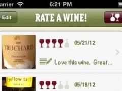 Rate A Wine! 1.0.2 Screenshot