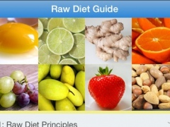 Raw Diet Guide - Have a Fit & Healthy with Raw Diet Food 1.0 Screenshot