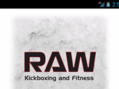 RAW Kickboxing & Fitness 4.1.0 Screenshot
