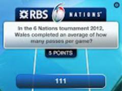 RBS 6 Nations Live Challenge 2.0 Screenshot