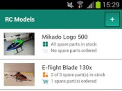 RC Spare Parts 2.0 Screenshot