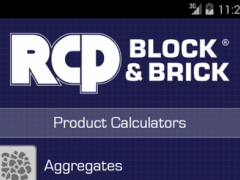 RCP Product Calculators 1.0.9 Screenshot
