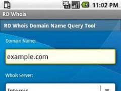 RD Whois 1.5.3 Screenshot