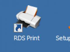 RDS Print 1.1 Screenshot