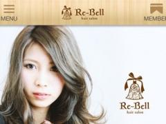 美容室Re-Bell(リーベル)公式アプリ 2.8.9 Screenshot