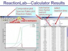 ReactionLab 1.1 Screenshot