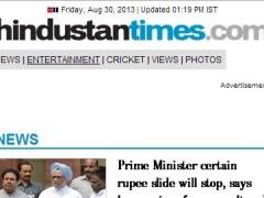 Read India News TV Online Free 1.0 Screenshot