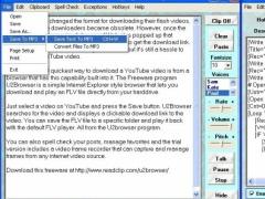 ReadClip with Hotkeys 1.2.1 Screenshot