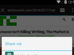 Readily - free speed reader 1.1 Screenshot