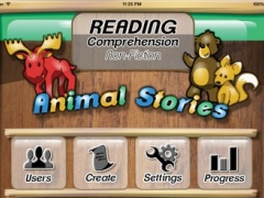 Reading Comprehension Skills - Grades 1st and 2nd With Testing Prep 1.0 Screenshot