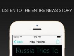 ReadMeTheNews - BREAKING NEWS HEADLINES FROM VARIOUS SOURCES 1.1 Screenshot