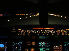 Real Airplane Simulator 3D 1.0 Screenshot