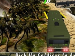 Real Army Bus Drive - Check Post Duty 3D 1.0 Screenshot