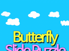 Real Butterfly Slide Puzzle 1.2.1 Screenshot