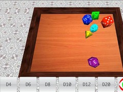 Real Dice Roll (Free) 1.0 Screenshot
