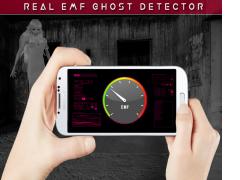 Real EMF Ghost Detector 1 Screenshot