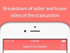 Real Estate Agent Commission Calculator 1.1 Screenshot