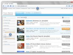 Real Estate Web Hosting Creator 1.0.0.0 Screenshot