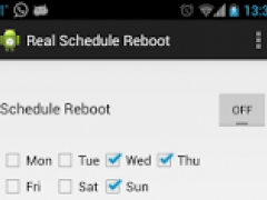 Real FAST Schedule Reboot Lite 1.0 Screenshot