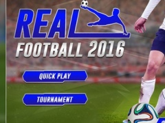 Real Football 2016 1.3 Screenshot