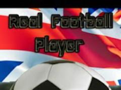 Real Football Player England 1.0 Screenshot