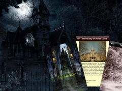 Real Ghost Stories and Haunted Places 1.0 Screenshot