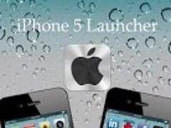 Real iPhone 5 Launcher 1 1 Free Download