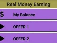 Real Money Earning 1.1 Screenshot