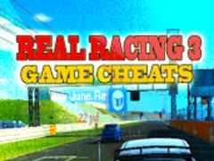 Real Racing 3 Top Cheats 1.02 Screenshot