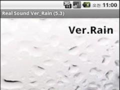 Real Rain Sound RainDrop 5.3 Screenshot
