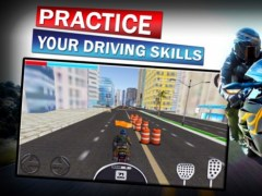 Real Road Bike Rider - Mad skills at Highway Track 2.0 Screenshot