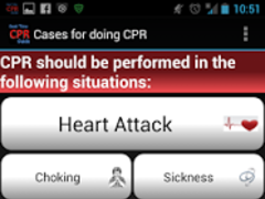 Real Time CPR Guide 3.01 Screenshot