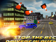 Real Traffic Police City Chase 1.0 Screenshot