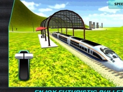 Real Train Driver Simulator 3D – drive the engine on railway lines and reach the destination in time 2.0 Screenshot