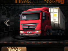 Review Screenshot - 3D Car Simulator – The Ultimate Test of Your Truck Parking Skills