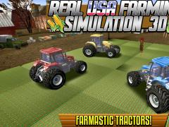 Real USA Farming simulation 3D 1.0.3 Screenshot