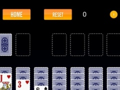 Real Vegas Solitaire - Tri-peaks Klondike Solitaire and Dice Epic Free 1.0.1 Screenshot