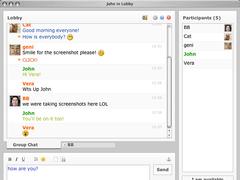 RealChat 5 Screenshot