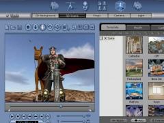 Reallusion iClone 1.52 Screenshot