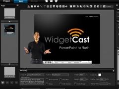 Reallusion WidgetCast 2 Screenshot