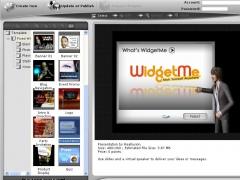 Reallusion WidgetMe 1.0 Screenshot